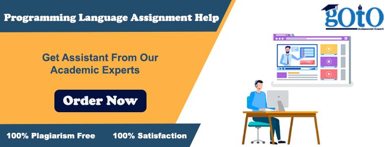 Programming Language Assignment Help