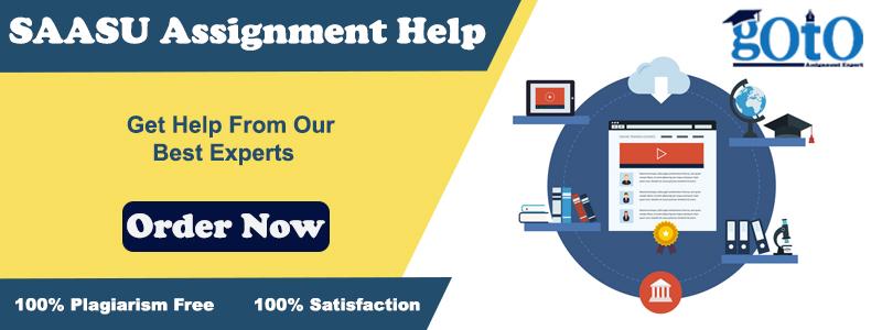 SAASU Assignment Help